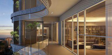 Modern apartment balcony decorating ideas 30