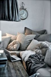 Modern apartment decor ideas you should try 51