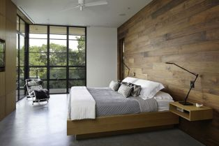 Modern bedroom design ideas with minimalist touch 61