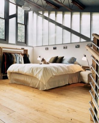 Modern bedroom design ideas with minimalist touch 65
