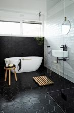 Modern small bathroom tile ideas 004