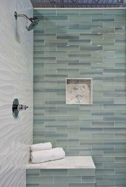 Modern small bathroom tile ideas 027