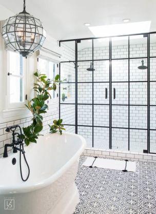 Modern small bathroom tile ideas 099