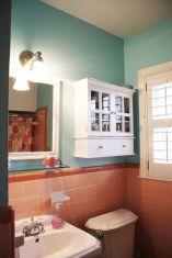 Modern small bathroom tile ideas 117