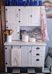 Old kitchen cabinet 11