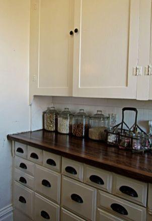 Old kitchen cabinet 18