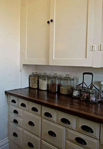 Old kitchen cabinet 18