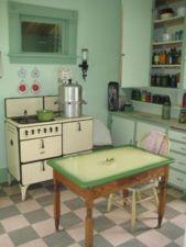 Old kitchen cabinet 21