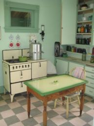 Old kitchen cabinet 21