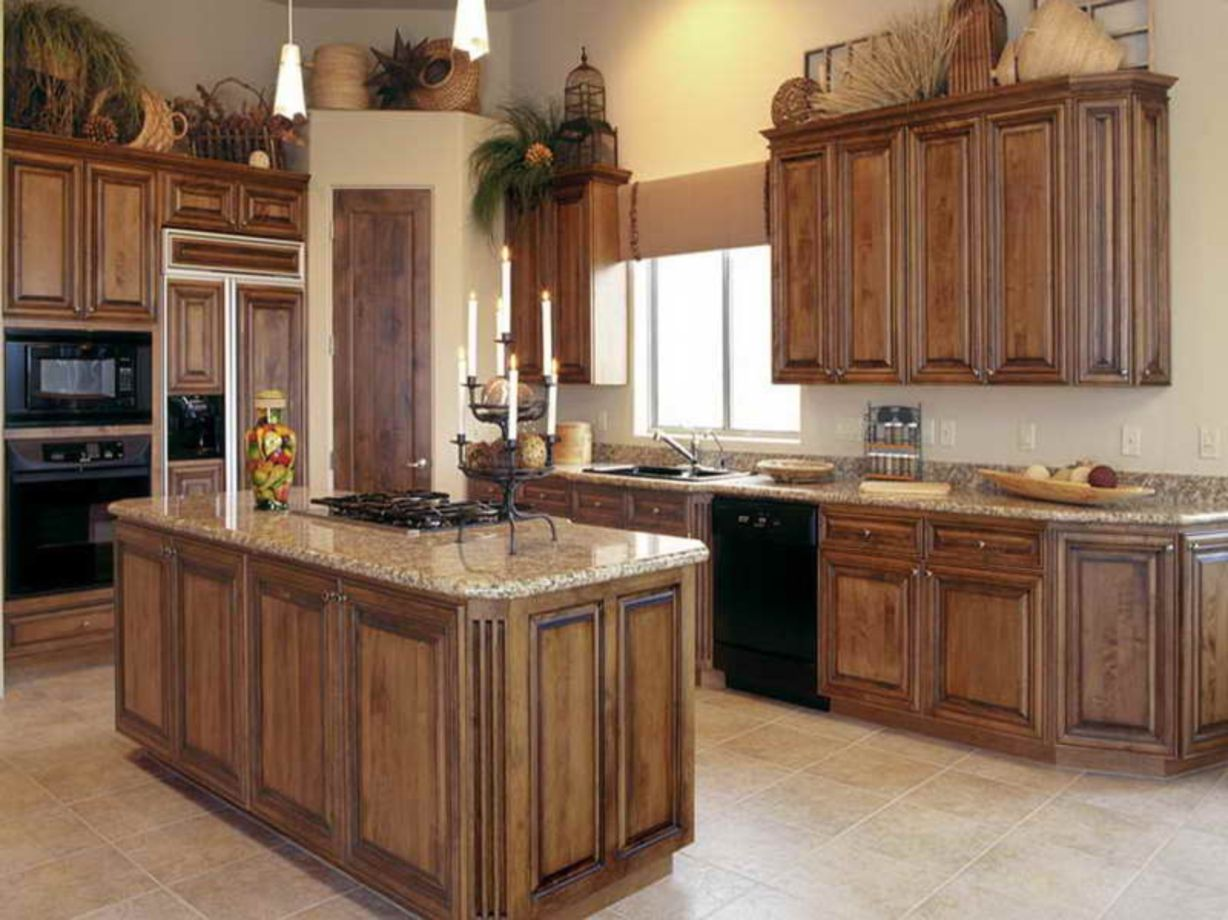 60 Simple And Stylish Old Kitchen Cabinet Ideas
