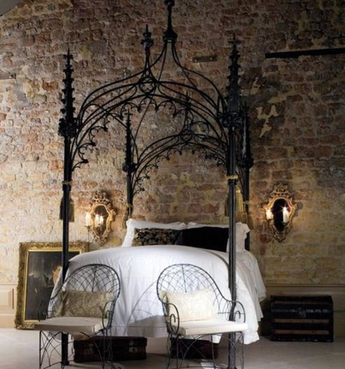 Stunning bedrooms interior design with luxury touch 01