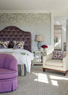 Stunning bedrooms interior design with luxury touch 12