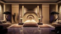 Stunning bedrooms interior design with luxury touch 33