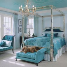 Stunning bedrooms interior design with luxury touch 35