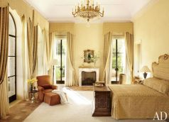 Stunning bedrooms interior design with luxury touch 37