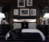 Stunning bedrooms interior design with luxury touch 38