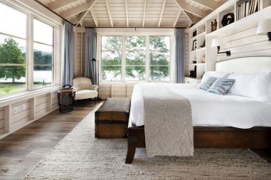 Stunning bedrooms interior design with luxury touch 77
