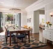 Stunning dining room area rug ideas 05