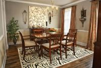Stunning dining room area rug ideas 07