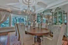 Stunning dining room area rug ideas 11