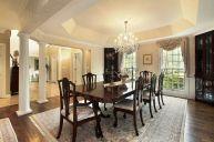 Stunning dining room area rug ideas 34