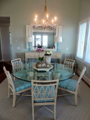 Stunning dining room area rug ideas 46