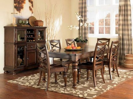 Stunning dining room area rug ideas 50