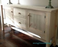 Stunning grey chalk paint furniture 17