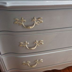 Stunning grey chalk paint furniture 31