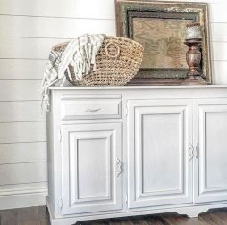 Stunning grey chalk paint furniture 44
