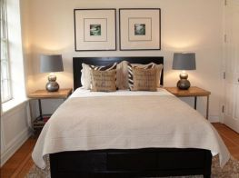 Stunning small apartment bedroom ideas 22