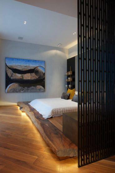 Stunning small apartment bedroom ideas 23