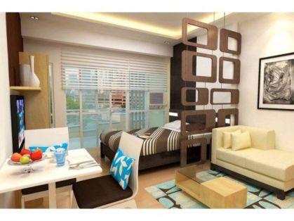 Stunning small apartment bedroom ideas 52