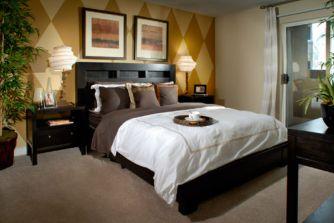 Stunning small apartment bedroom ideas 75