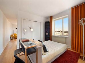 Stunning small apartment bedroom ideas 76