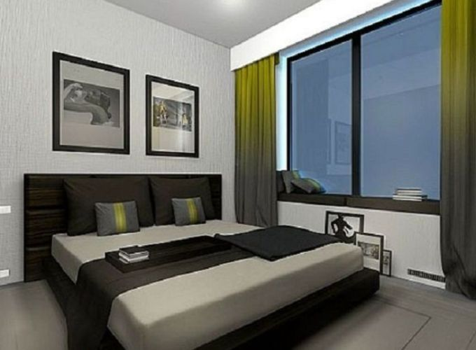 Stunning small apartment bedroom ideas 80