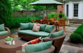 Stylish small patio furniture ideas 02