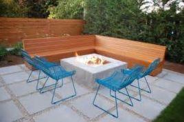 Stylish small patio furniture ideas 15