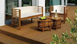 Stylish small patio furniture ideas 47
