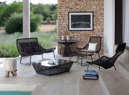 Stylish small patio furniture ideas 56