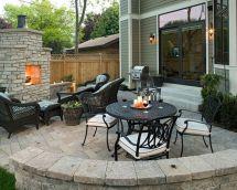 Stylish small patio furniture ideas 72