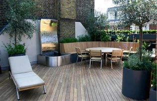 Stylish small patio furniture ideas 81