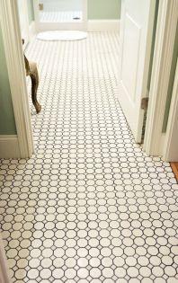 Stylish white subway tile bathroom 07