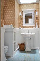 Stylish wooden flooring designs bedroom ideas 04