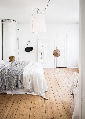 Stylish wooden flooring designs bedroom ideas 06