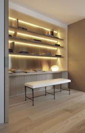 Stylish wooden flooring designs bedroom ideas 35