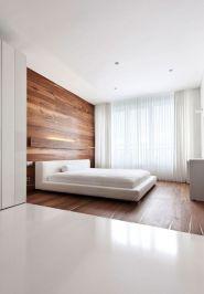 Stylish wooden flooring designs bedroom ideas 63