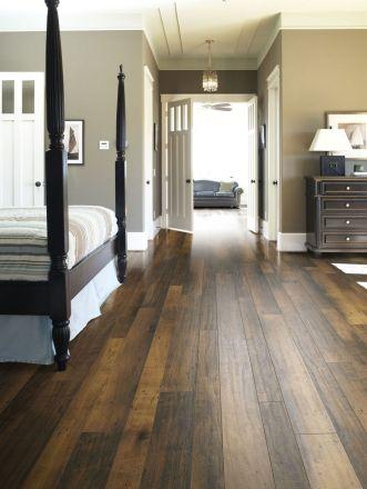 Stylish wooden flooring designs bedroom ideas 77
