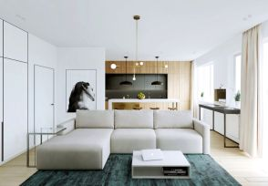 Stylish and modern apartment decor ideas 089