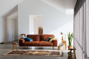 Adorable burnt orange and teal living room ideas 01
